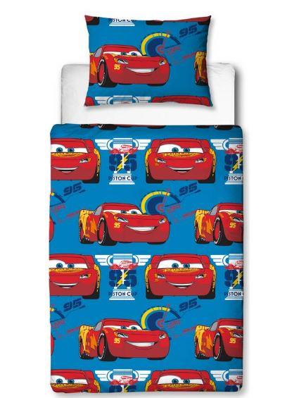 Disney Cars Bedding Set - Toddler £4.50 @ Argos (Free C&C)