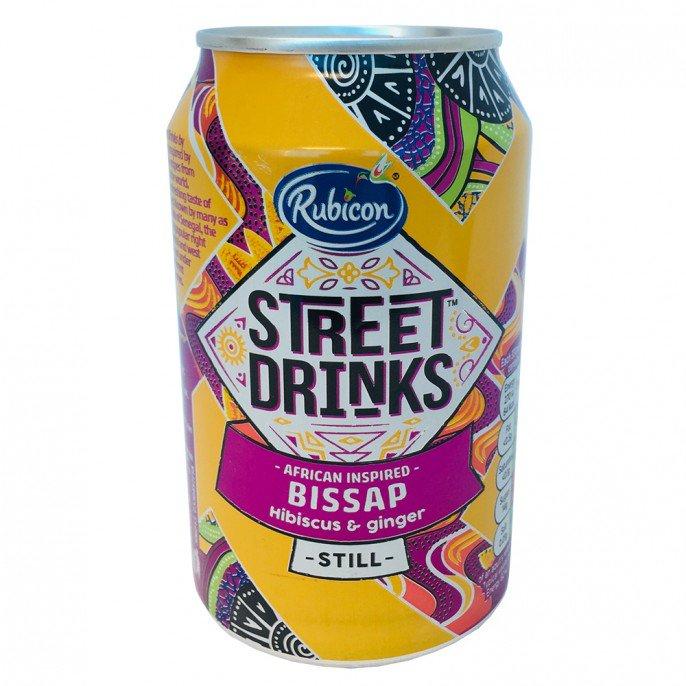 RUBICON STREET DRINKS 3 Varieties 330ML 15p @ Poundstretcher