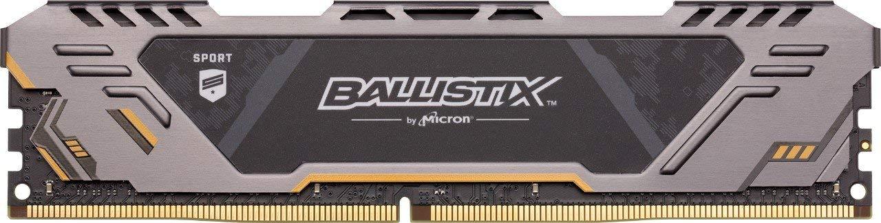 Crucial Ballistix 8 GB DDR4 3200 MT/s (PC4-25600) CL16 £29.99 at Amazon