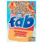 Fab Limited Edition Jammy Filled Lollies Raspberry Doughnut 6 x 58ml @ Heron Foods