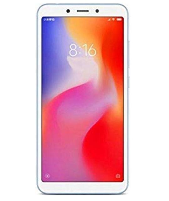 Xiaomi Redmi 6A Smartphone + Three 12GB Pay & Go Sim £78.50 @ Amazon