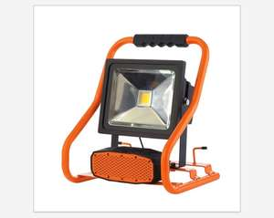 Arlec 30W LED Worklight with Blutooth Speakers - £60 at Homebase