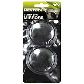 Montoya Blind Spot Mirrors 2 for £1 @ Poundland