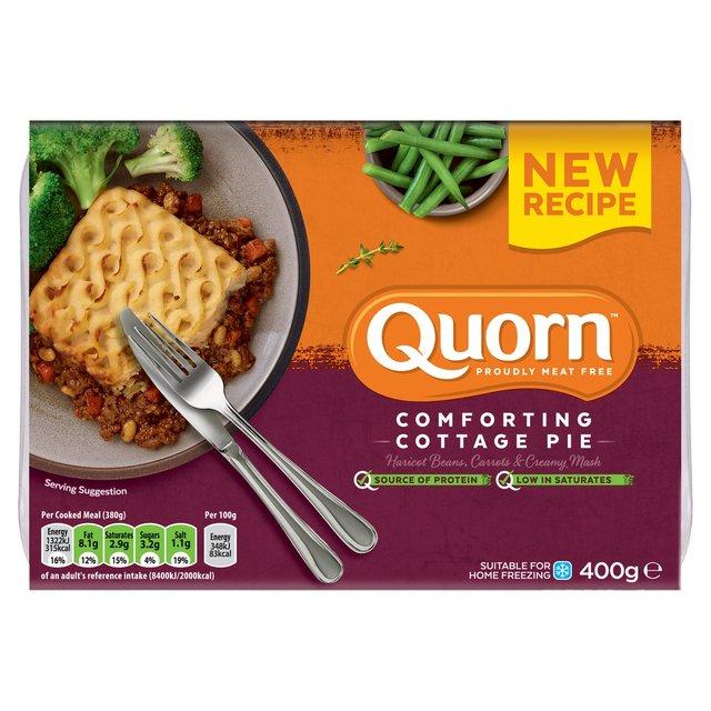 Quorn Cottage Pie 400g - £1 @ Heron Foods