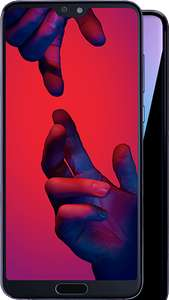 Huawei P20 pro 128 gb twilight/black - 29/month 20gb data on Vodafone - £20.50/month after cashback + £33.60 - quidco at Mobile Phone Direct