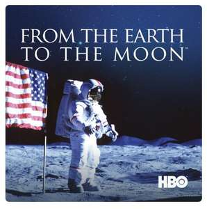 Itunes HD - HBO Series 'From the Earth to the Moon' £9.99