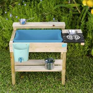 TP Pour & Play Wooden Mud Kitchen - £30 at Smyths Toys