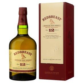 Redbreast 12 Year Old Irish Whiskey £36 at Waitrose & Partners