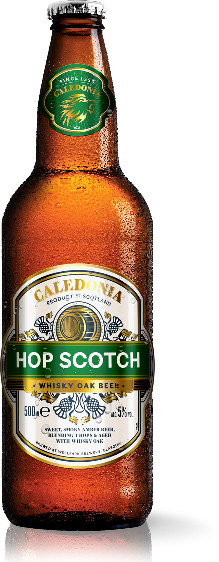Caledonia Hop Scotch Ale @ 99p Home Bargains (In-store)