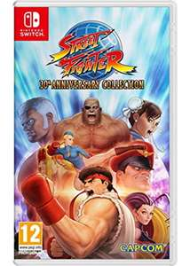 Street Fighter 30th Anniversary Collection (Nintendo Switch) £20.99 Delivered @ Base