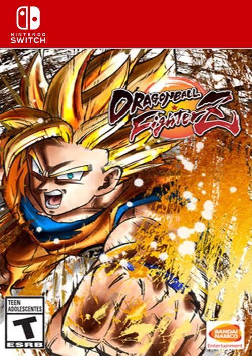 Dragon Ball® FighterZ (Nintendo Switch) £19.99 @ CDKeys
