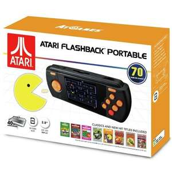Atari Flashback Portable Games Console with 70 Games code 835/8022 - £23.99 @ Argos (Free C&C)