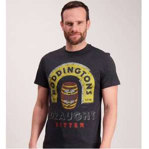 Boddington's / Guinness / Becks Men's T- shirts Now £3 @ Argos ( Free C&C )