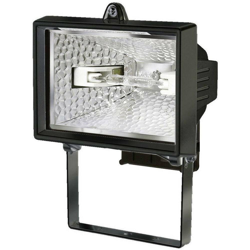 Homebase Floodlight Black 120w - 50p Instore @ Homebase (Bristol)