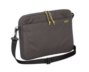 """STM Bags """"Velocity Blazer"""" Laptop Chromebook Netbook Tablet Water Resistant Sleeve for 13-Inch - Steel - Low Stock Deals - £20.17 @ Amazon"""