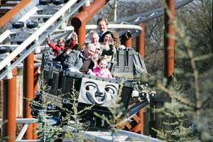 Thomas Land / Drayton Manor Park - Adult / Child Ticket with Free Lunch of your Choice for £22pp (With Code) Through Buyagift