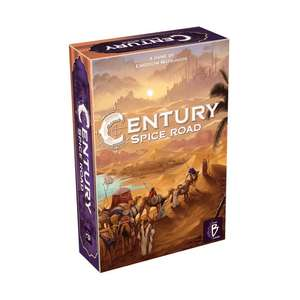 Century Spice Road - £25.95 @ Chaos Cards (£24.65 with code, one use per customer)