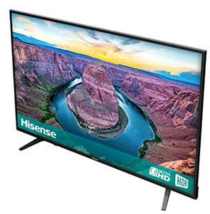 Hisense H65AE6100UK 65-Inch 4K Ultra HD HDR Smart TV with Freeview Play - Black (2018) £493.64 @ Amazon