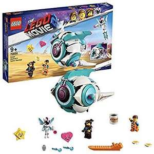 Lego Movie 2 70830  Sweet Mayhem's Systar Spaceship @ Amazon - £35.95