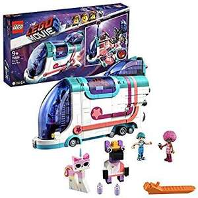 Lego Movie 2 Pop-Up Party Bus - £49.95 @ Amazon