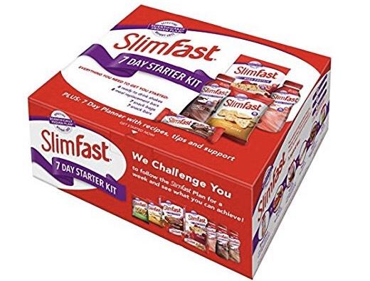 SlimFast 7 Day Starter Kit - £24.99 @ Amazon
