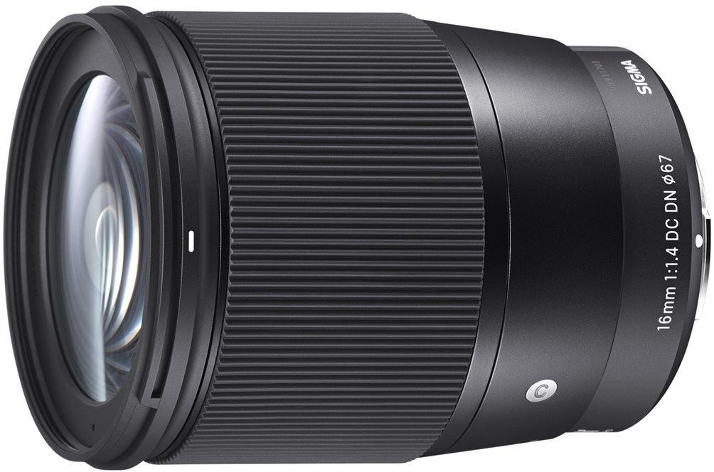 The Fabulous Sigma 16mm 1.4 Sony E Mount Lens - £349 @ Amazon