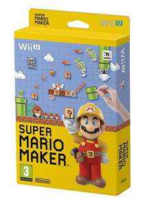 Super Mario Maker (Wii U) with Artbook - £27.69 from Base.com