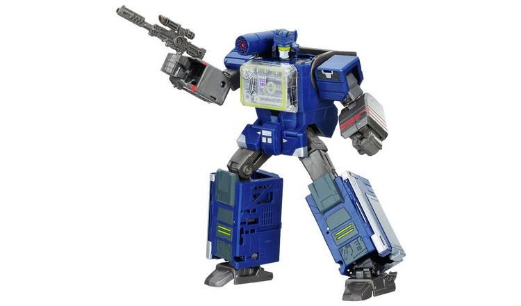 Transformers Bumblebee Greatest Hits Soundwave & Doombox, £19.99 @ Argos