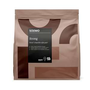 Amazon Brand Senseo Compatible Strong Coffee Pods. 90 In Pack at Amazon for £4.27 (Prime only)