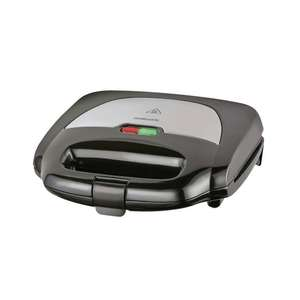 Cookworks 2 portion sandwich toaster £7.99 free click and collect at Argos