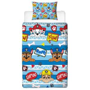 Paw Patrol single bedding set £7.50 free click and collect Argos