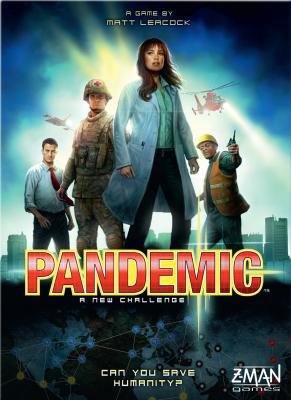 Pandemic Board Game £25.93 @ Amazon