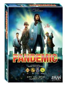 Pandemic Board Game £25.93 @ Amazon