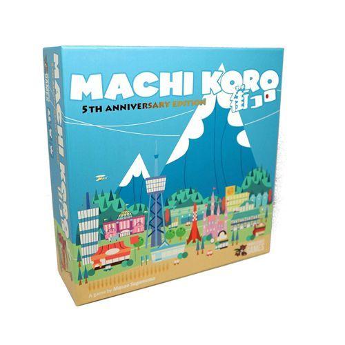 Machi Koro (5th Anniversary edition) £22.53 delivered @ Zatu