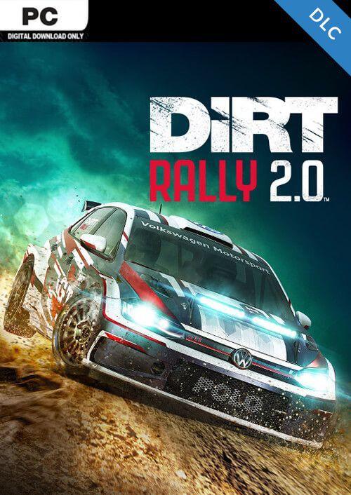 Dirt Rally 2.0 PC DLC £0.49 CDKeys