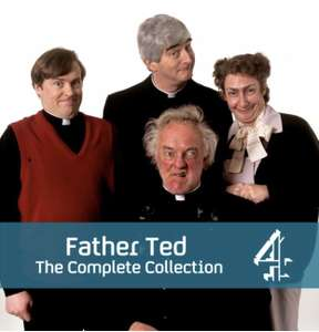 Father Ted Complete Collection £7.99 @ iTunes