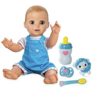 Luvabella dolls £24.99 free click and collect. 4 different versions available at Argos