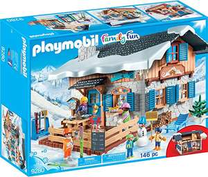 Playmobil Action Ski Lodge Set 9280 now £30 delivered at Amazon