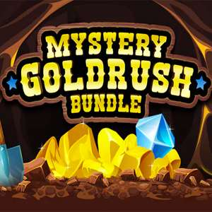 Mystery Goldrush Bundle - Mystery Steam Game for 95p @ Fanatical