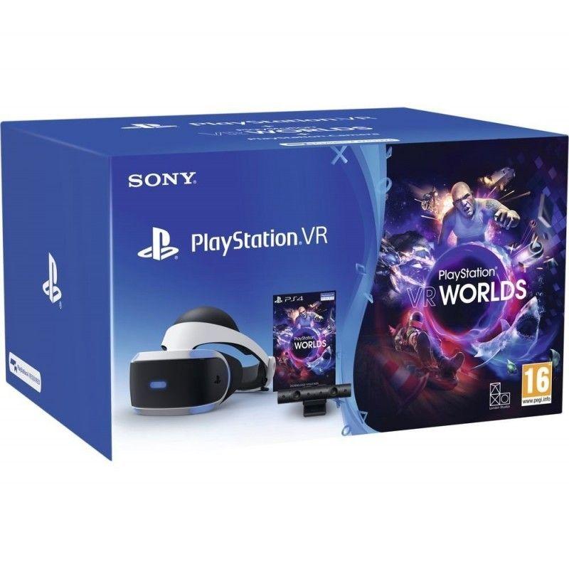 PlayStation VR (V2) Starter Pack  Now £189 95 delivered @ The Game