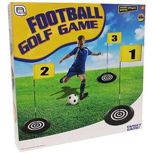Football Golf Game £7.50 @ The Works