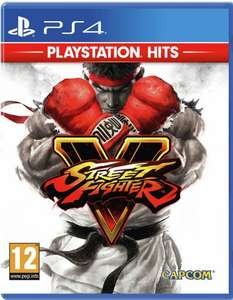 Street Fighter V Playstation Hits PS4 Game for £9.99 Delivered @ Argos