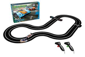 Scalextric 'Gulf' Racing Car Set now £50 delivered at Amazon