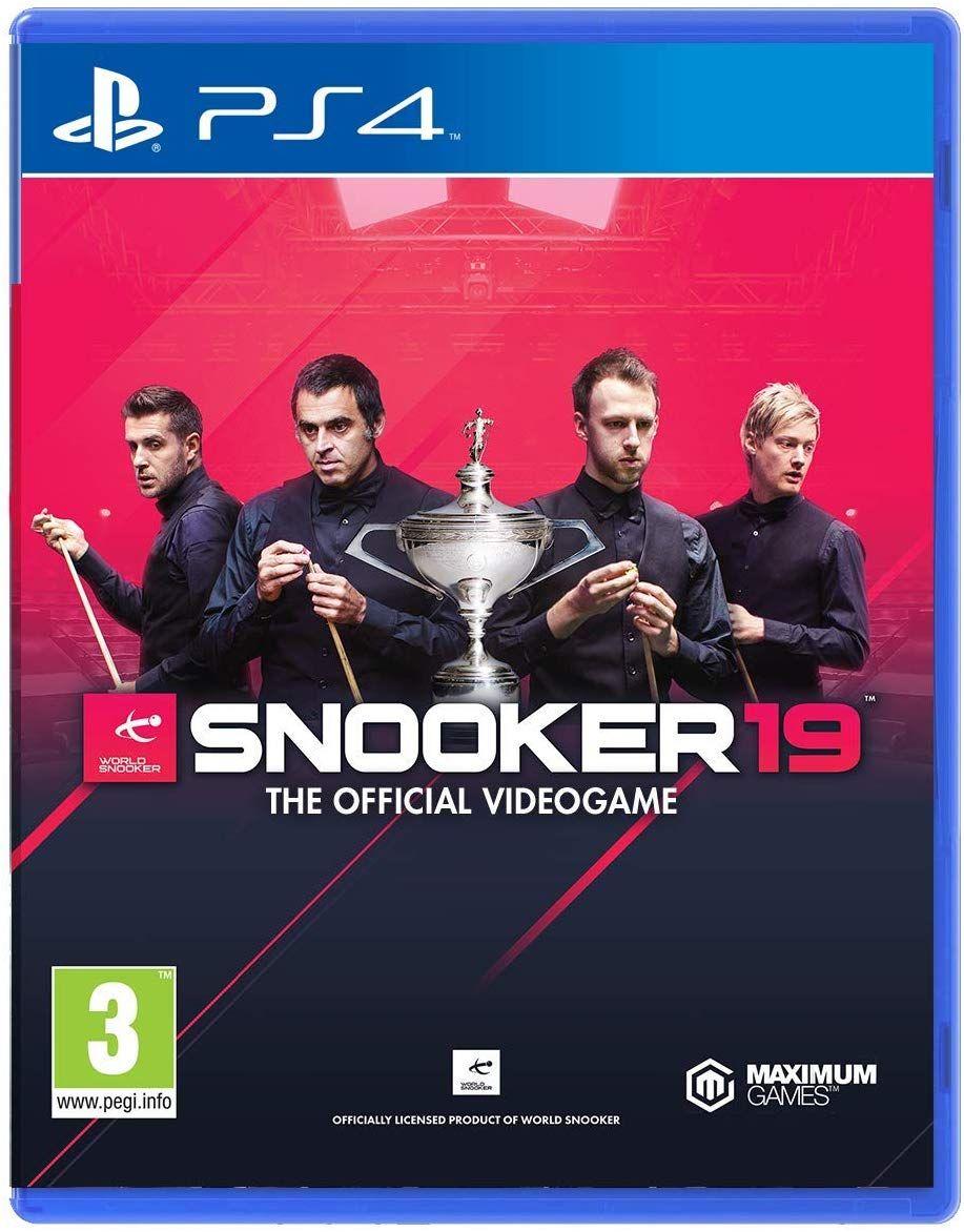 Snooker 19 - NEW (PS4 & XBOX1) £17.85 @ ShopTo