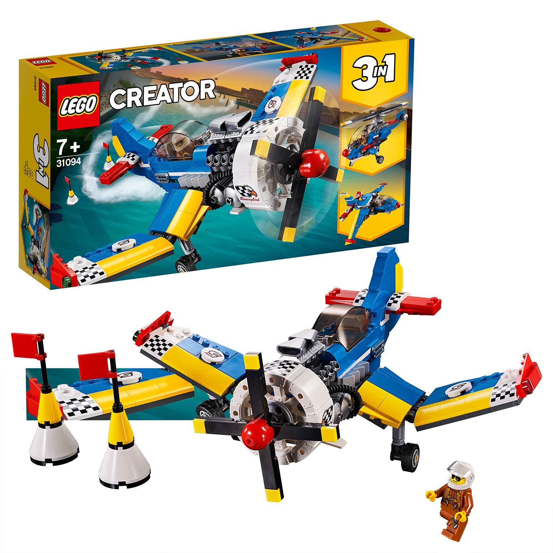 LEGO 31094 Creator 3-in-1 Race Plane now £16.99 (Prime) + £4.49 (non Prime) at Amazon