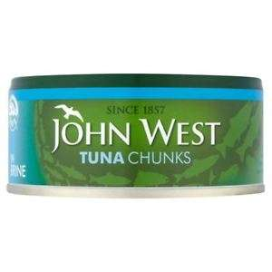 John West Tuna Chunks 6 pack £2.25 @ Sainsbury's