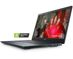 "Dell new G3 15"" gaming laptop 1660Ti 6gb CYBER15 with discount code £849.14 at Dell"