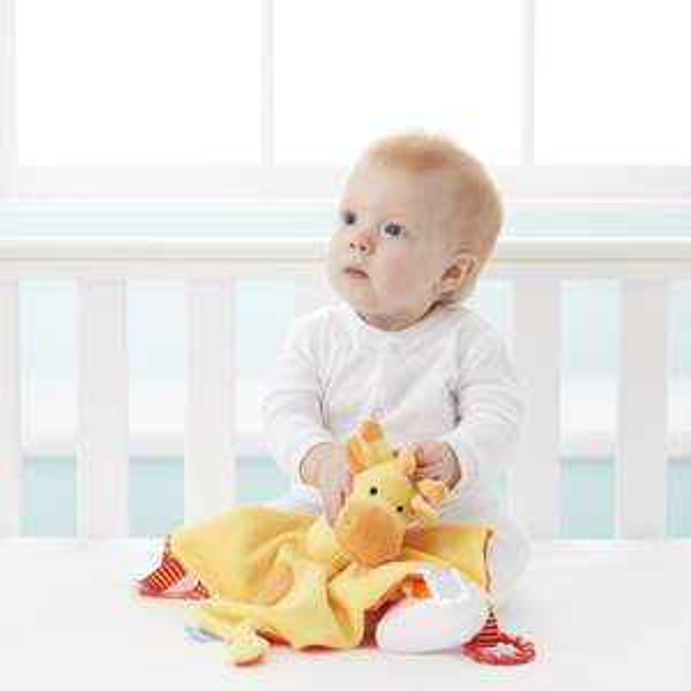 The Gro Company Gerri The Giraffe Grocomforter now £2.69 add-on item at Amazon