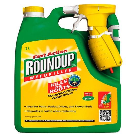 Round Up Weed Killer 5L - £6.25 @ Tesco