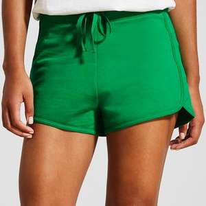 Online £2.40 @ Matalan ladies green and orange Jersey shorts size 10,  in-store likely more colours and sizes